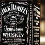 логотип виски Джек Дениелс