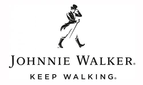 фото логотипа марки виски Джонни Уокер