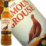 логотип виски Famous Grouse