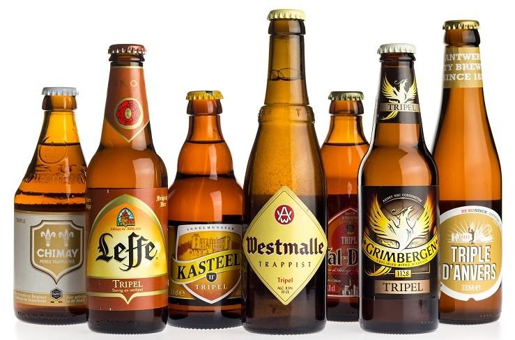 фото марок бельгийского пива
