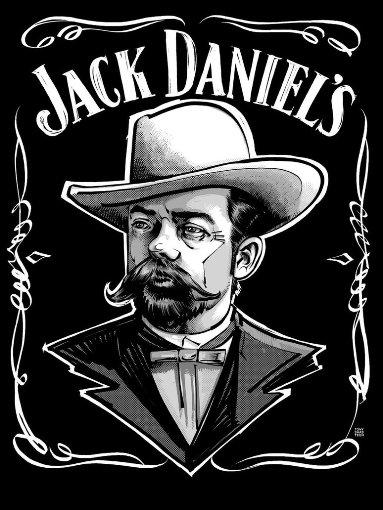 основатлеь компании Джек Дениелс