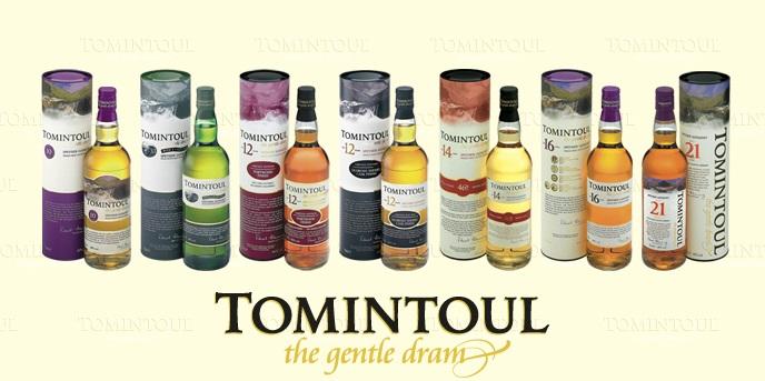 виды виски Tomintoul фото
