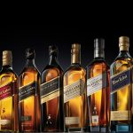 фото бутылок виски Джонни Уокер
