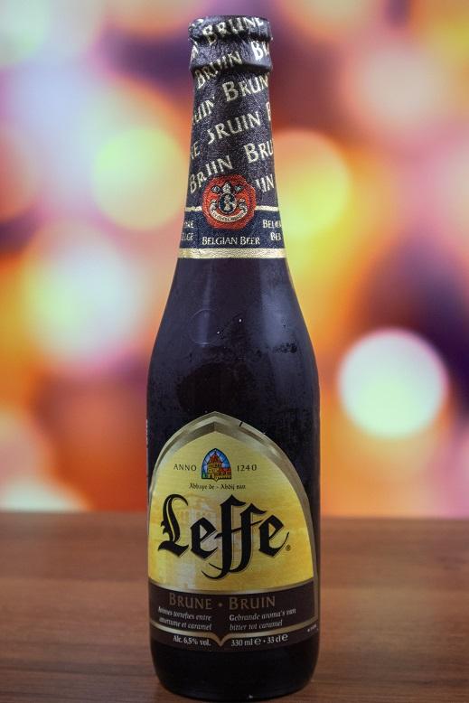 фото бутылки пива лефф