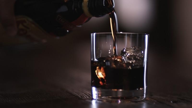 цвет кофейного ликера Калуа