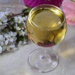 домашнее цветочное вино