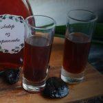 Домашний ликер из чернослива на водке фото