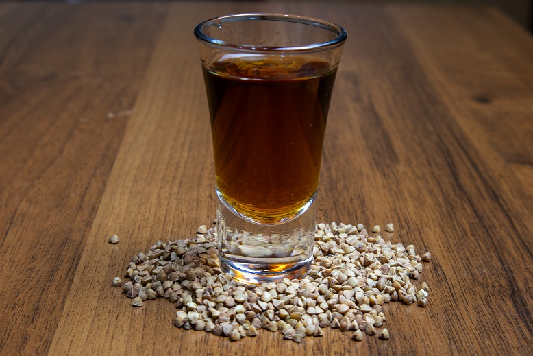 фото виски из гречки