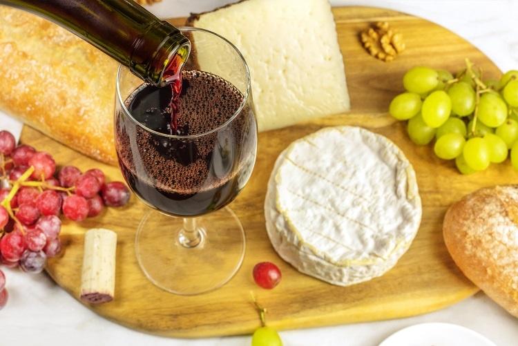 как правильно пить вино Хванчкара