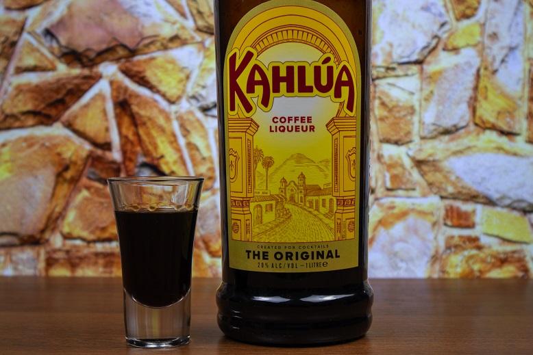 фото кофейного ликера калуа
