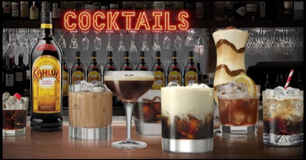 фото коктейлей с ликером калуа
