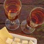 фото самодельного вина из цветов сирени