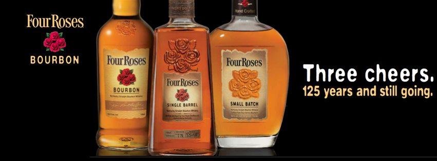 виды виски четыре розы фото