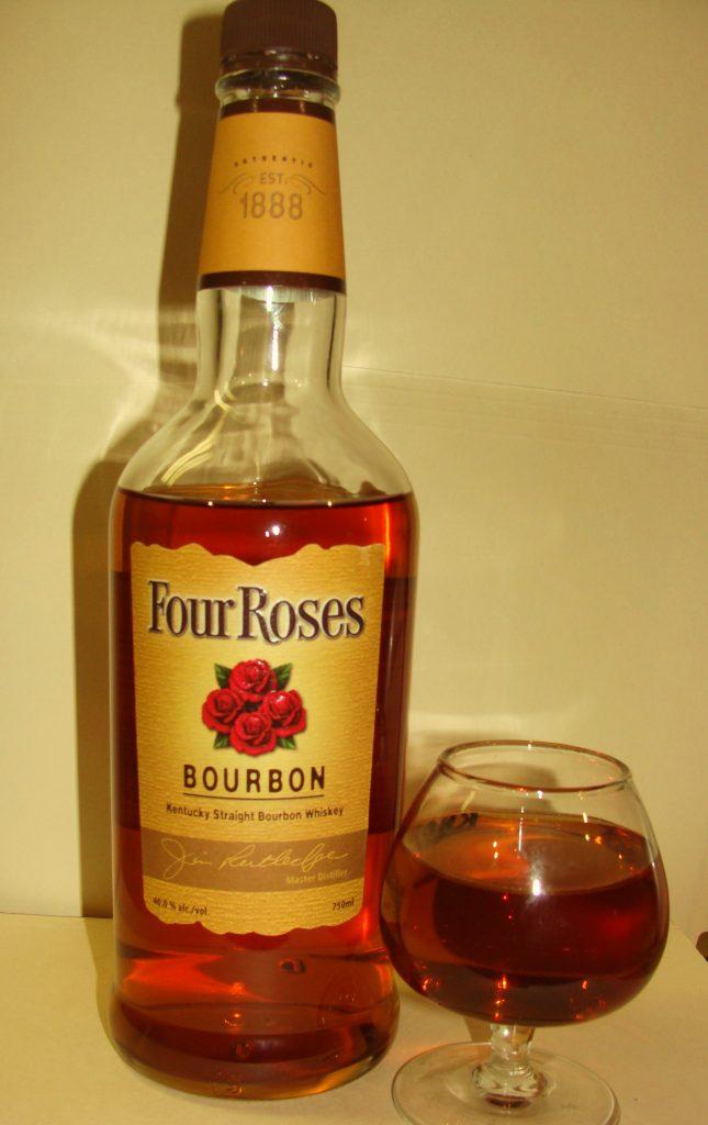 фото бутылки виски фо роузес