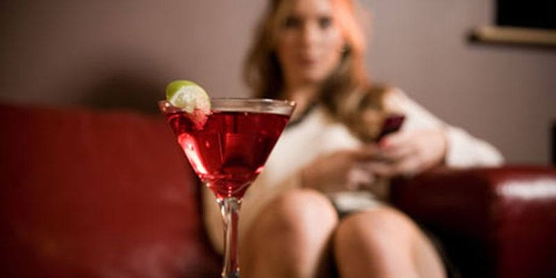 фото алкогольного коктейля