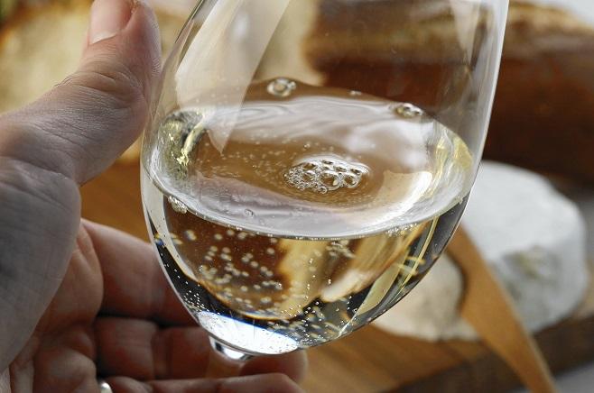 фото белого вина совиньон блан