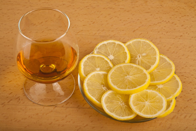 особенности диеты из коньяка и лимона