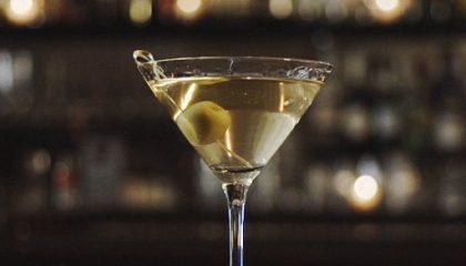 фото вермута мартини с оливкой