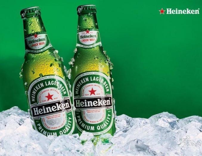 фото голландского пива Хайнекен