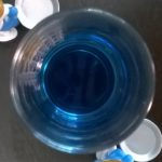 фото голубого ликера кюрасао