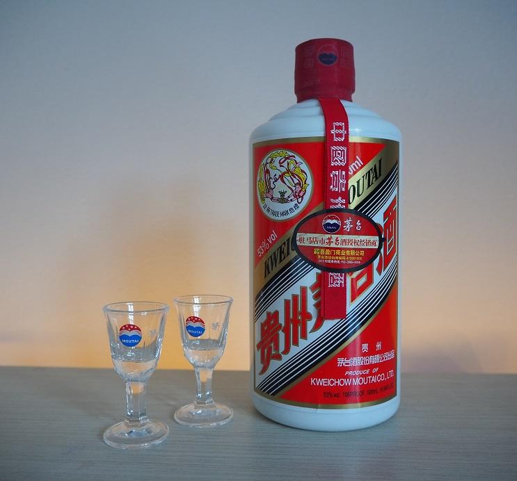 фото как пить Маотай