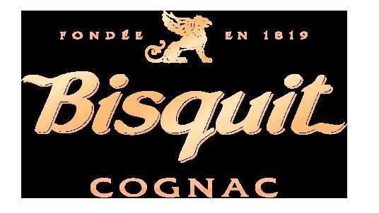 логотип коньячного дома Бисквит