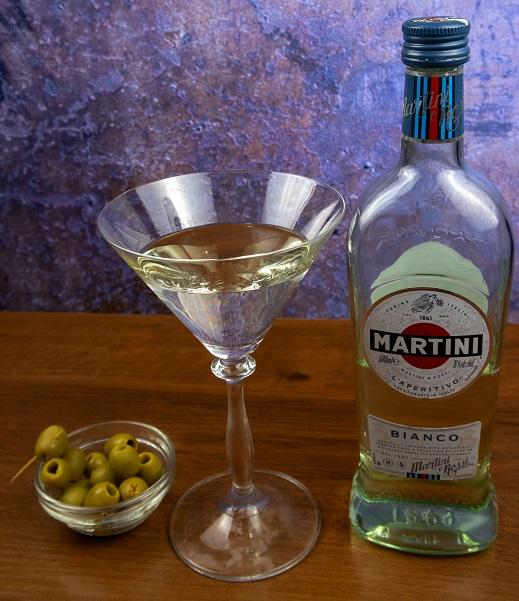 фото мартини с оливками