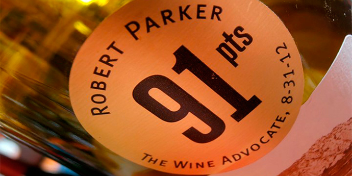 оценка вина по Паркеру фото