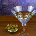 фото мартини и оливок