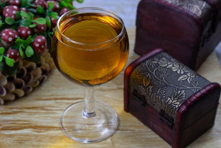 вино из ранеток фото