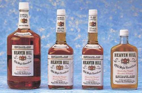 виды виски Хевен Хилл