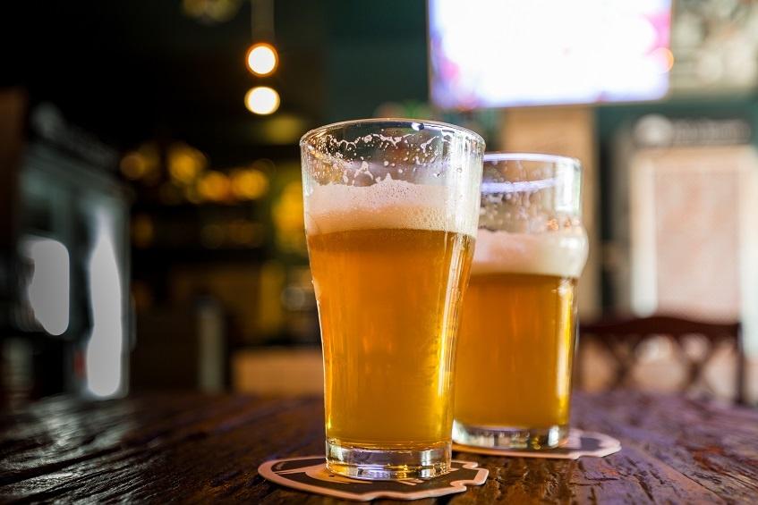 замерзает ли крепкое пиво