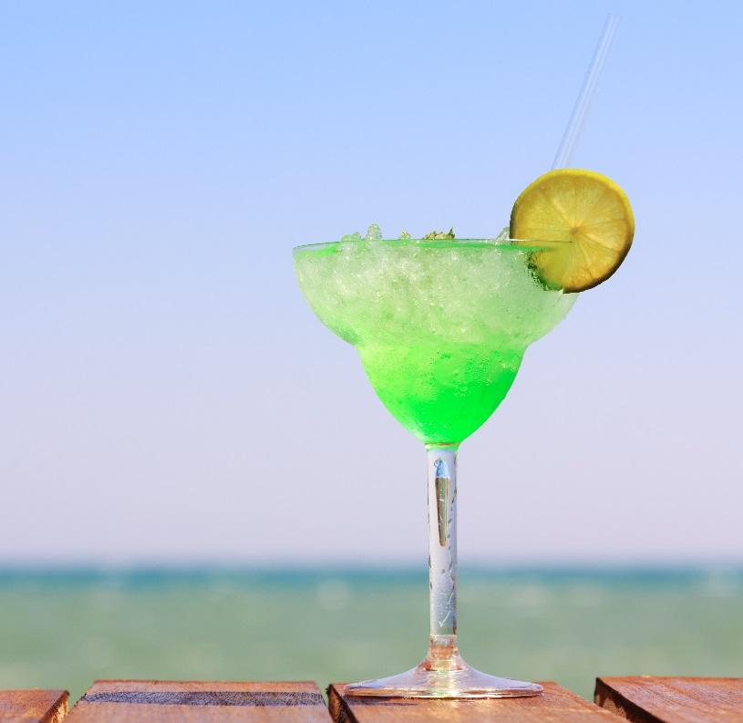 алкогольный коктейль Зеленая фея