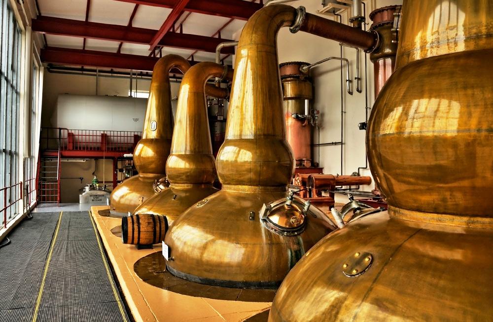 фото аппарата для изготовления виски