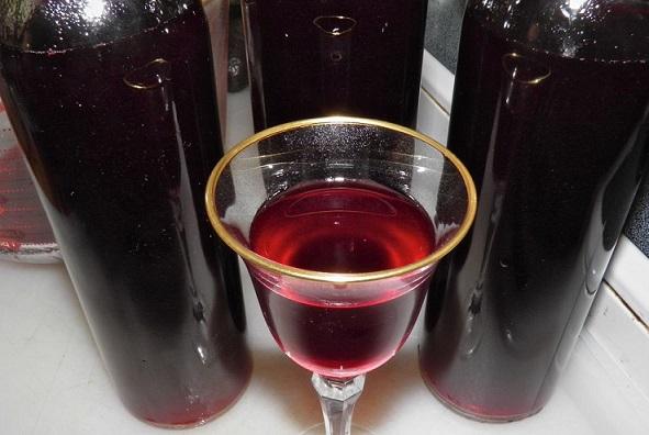Как сделать вино из угорки фото 898