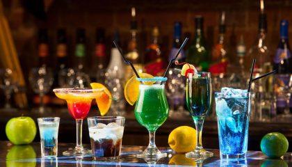 какими бывают алкогольные коктейли