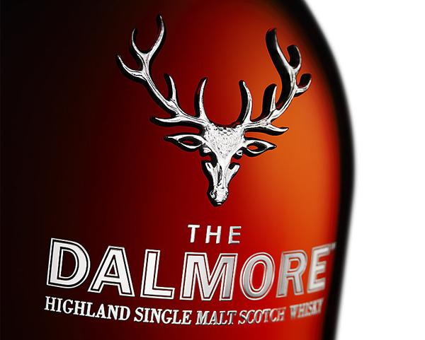 логотип виски делмор