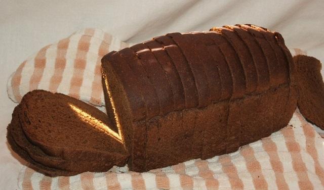 фото ржаного хлеба для приготовления пива