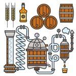 фото схемы производства виски