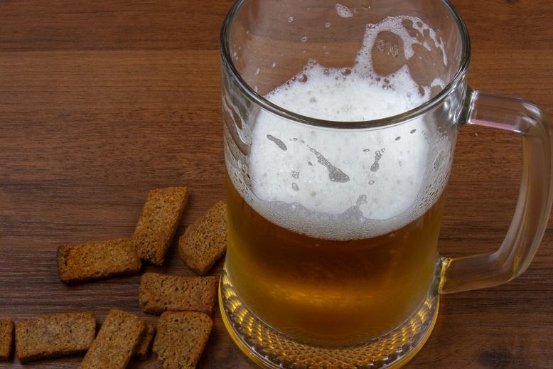 фото сухариков к пиву