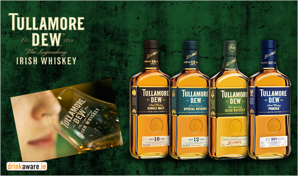 виды виски Tullamore Dew