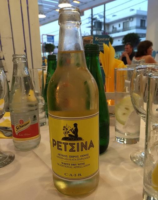 фото вина Рецина