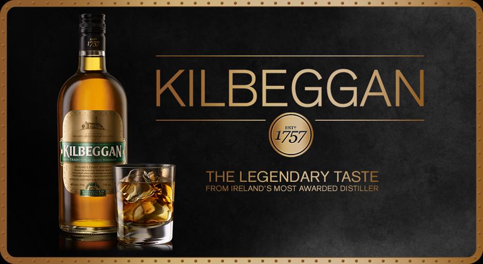 фото виски Kilbeggan