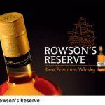 логотип виски роусонс резерв
