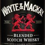фото этикетки виски Whyte & Mackay