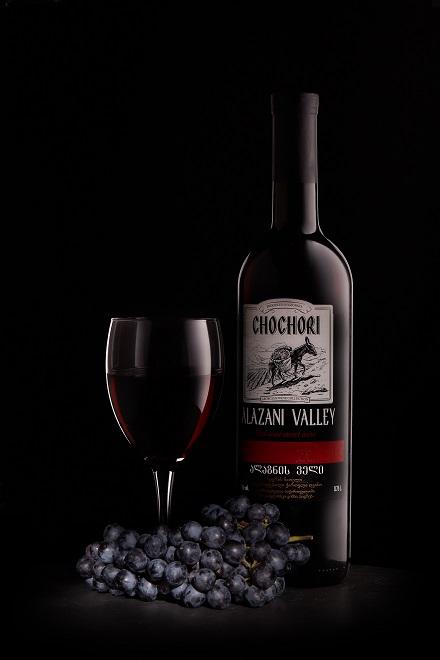 фото бутылки вина Алазанская долина