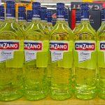 фото бутылок вермута Чинзано