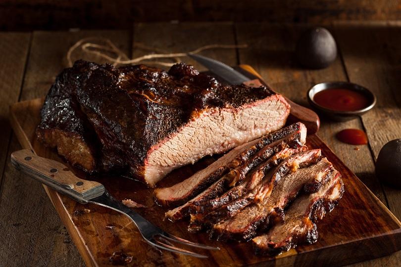 фото копченого мяса как закуски к виски