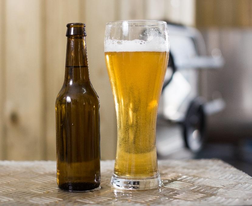 домашнее пиво, сделанное в мультиварке
