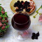 домашнее вино из йошты фото